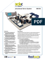 MS150_ Servo Motor System