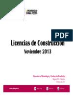 licencias construcción