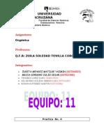 QUIMICAORGANICA(ACT1)determinacion de punto de fusion