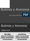 Bulimia Anorexia