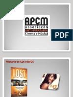 APCM - Aspectos Técnicos - Identificação de CD's e DVD's piratas - 2