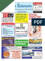 Mensuario La Restauración N° 91 - Feb'14