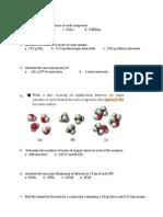 1 3 AP Chemistry Homework