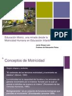 Presentacioìn Motricidad Infantil (1)