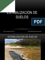 Semana N° 5 Estabilizacion de suelos - copia