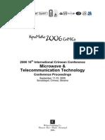 Microwave & Telecom Tech.