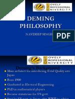deming philosophy