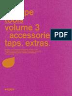 Agape Catalogo Generale Tools 3 Accessori Rubinetti Complementi v20131210