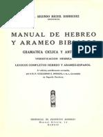 MANUAL DE HEBREO Y ARAMEO BIBLICO-Segundo Miguel Rodriguez.pdf