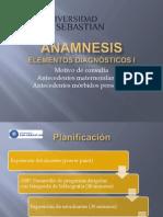 Elementos diagnósticos  I