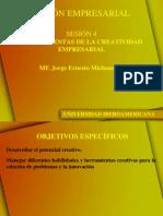 Sesion 4 Herramientas de La Creatividad
