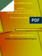 Sesion 9 Identificacion de Oportunidades de Negocio