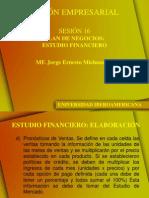 SESION 16 ESTUDIO FINANCIERO