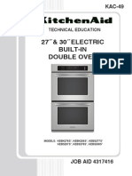 4317416 Double Wall Oven