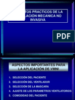 Aspectos Practicos de La Vm No Invasiva