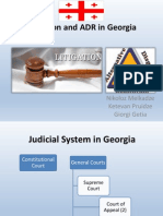 Litigation and ADR in Georgia