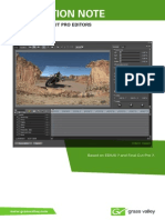 EDIUS for FCP Editors