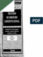 Tratado de Derecho Constitucional Miguel Angel Ekmekdjian Tomo V