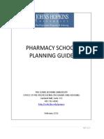 Pharmacy Planning Guide