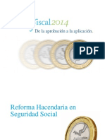 Seguridad Social Reformas