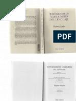 Hadot, Pierre - Wittgenstein y Los Limites Del Lenguaje