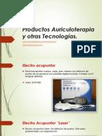 Productos Auriculoterapia y otras Tecnologías
