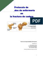 Protocolo Fractura de Cadera
