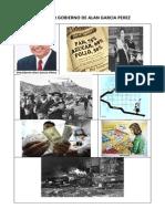 El Primer Gobierno de Alan Garcia Perez
