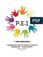 Pei Educ. Inicial Red Educativa Jangas - Huaraz - 2011
