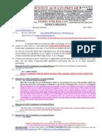 20140326-G. H .Schorel-Hlavka O.W.B. to Mr George Brandis Attorney-General Re s18C-Etc