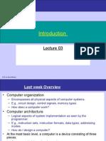 Computer Organization & Articture No. 3 from APCOMS