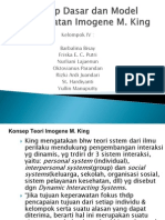 Model Konsep King's Dynamic Interacting System