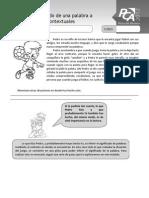 Ficha 6 Vocabulario Contextual