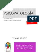 Psicopatología Clase 4