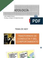 Psicopatología Clase 6