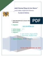 VISIÓN PREVENTIVA DE LA SALUD  PÚBLICA Y ROL DE LA OBSTETRICIA (1)