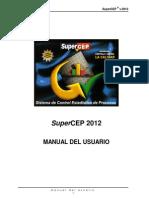 Super Cep 2012