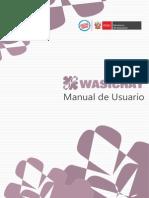 Wasichay Manual de Usuario