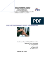 Manual de lab de química analítica