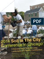 Soil in the City Conference 2014