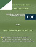 Problemática ambiental módulo II