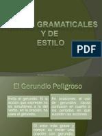 chispas gramaticales