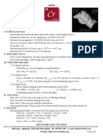 IN - File tổng về Crom - hợp chất của crom