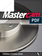 SAMPLE MastercamX6 Solids TrainingTutorial