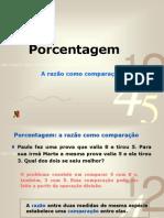 1 ANO - Porcentagem - 2009