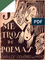 102334414 5 Metros de Poemas Carlos Oquendo de Amat 1927