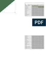 Cronograma de Programacion de Obra Santa Rosa