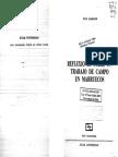 77361942 Rabinow Paul Reflexiones Sobre Un Trabajo de Campo en Marruecos