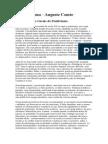 Sociologia - O Positivismo