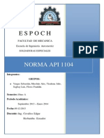 Resumen API 1104
